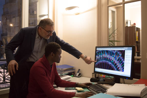 Talal Gestion Projet Ingenierie Batiment Mamadou
