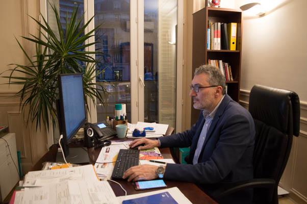 Talal Makhoul Gerant Sofriex Ingenierie Batiment Issy Les Moulineaux